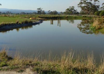 Canoe Dam
