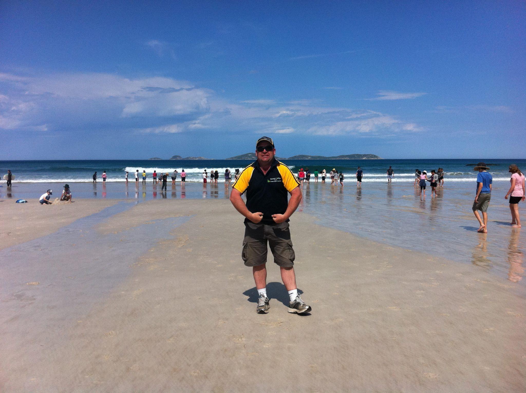 Wilsons Prom - Squeaky Beach