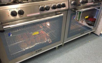 New Ovens :)
