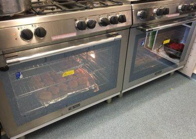 New Ovens